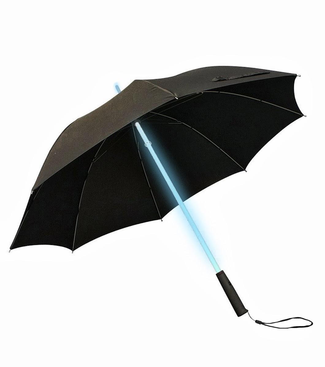 *RELAX Light Blade Umbrella:是誰偷走了黑武士的光劍? 1