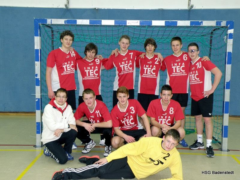 Männliche B-Jugend 2012/2013
