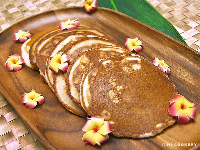 Poi Pancakes