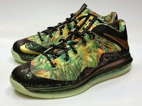 timeline 130624 shoe lebron10 low floral 2012 13 Timeline