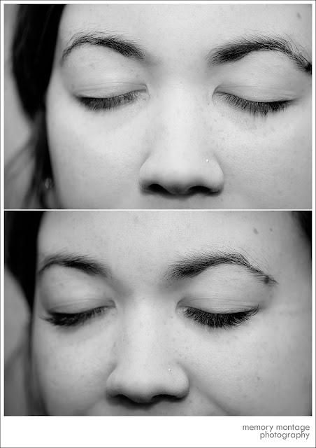 aubrey childers eyelash extension