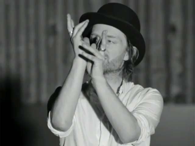 Radiohead Thom Yorke Lotus Flower Beyonce Single Ladies