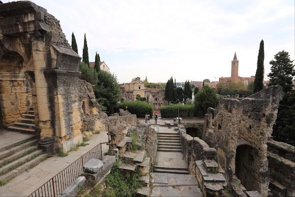 Roman theatre, Regaste Redentore, 2, 37129 Verona VR, Italy