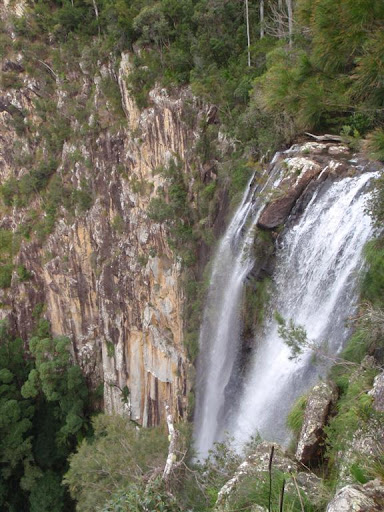 Nimbin Rhyolite - Minyon Falls