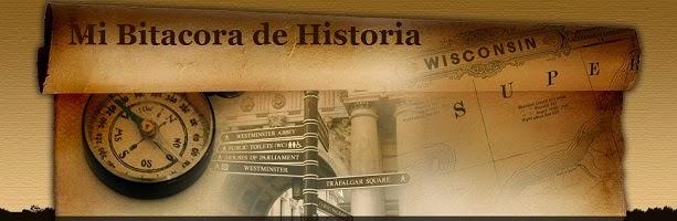 Mi Bitacora de Historia