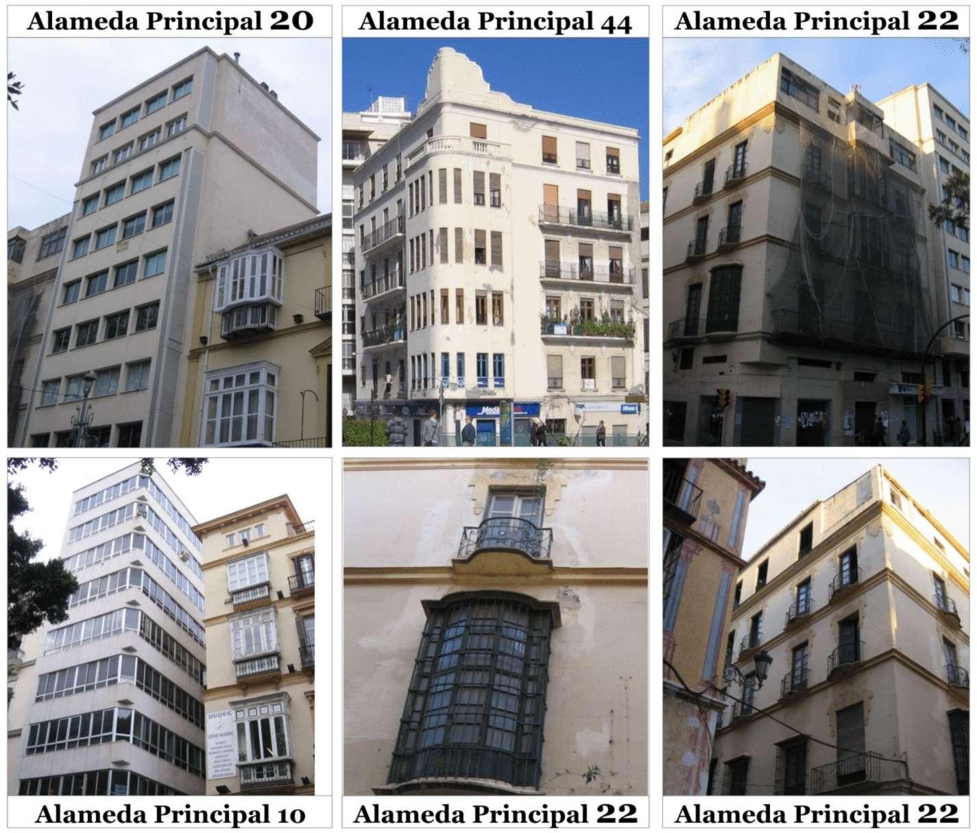 M s informaci n sobre la demolici n del edificio en - Arquitectos en malaga ...