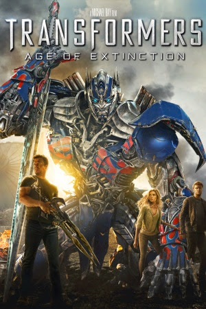 Filme Poster Transformers 4 – A Era da Extinção HDRip XviD & RMVB Legendado