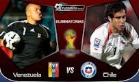 Venezuela  Chile online Eliminatorias 9 Junio