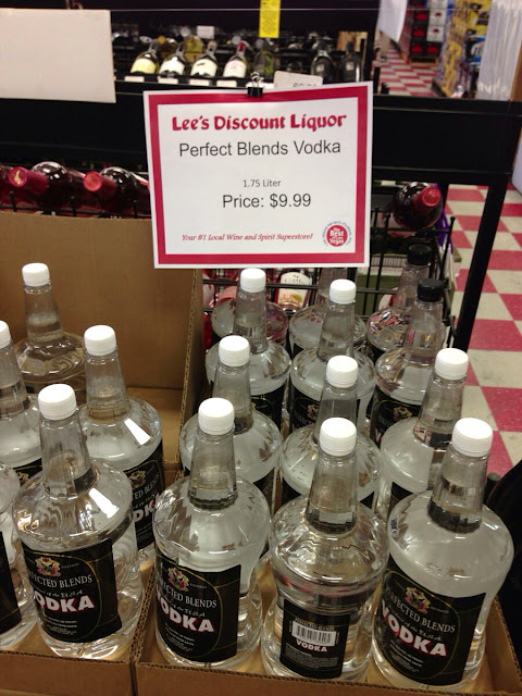Lee's Discount Liquor Cheap Vodka