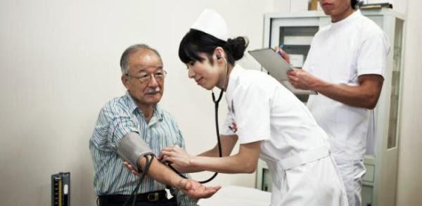Ngành y tế ở Nhật Bản