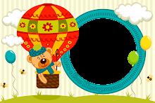 Ursinho no Balão