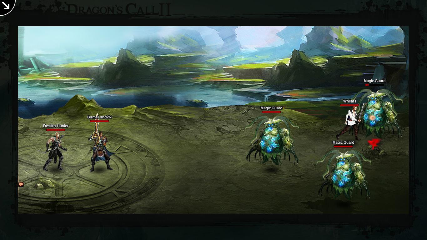 Một số hình ảnh về webgame Dragon's Call 2 - Ảnh 35