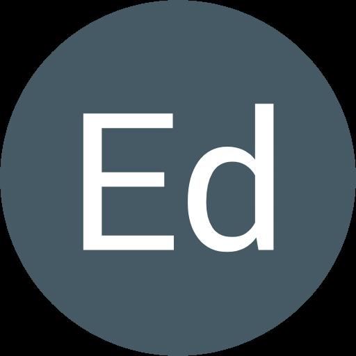 Ed Patioed