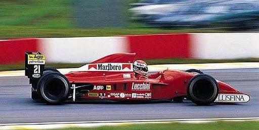 11位エマニュエル・ピロ : F1グランプリ 1991年 第2戦 ブラジルGP (3 ...