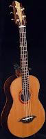 Owen Holt Road Toad Baritone octave G Ukulele