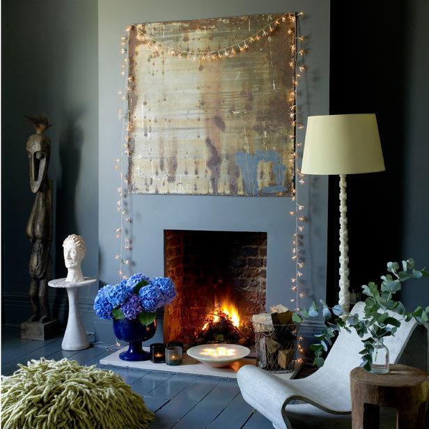 Home Decor Home Lighting Blog 2011: Home Decor Inspiration: Fairy Lights
