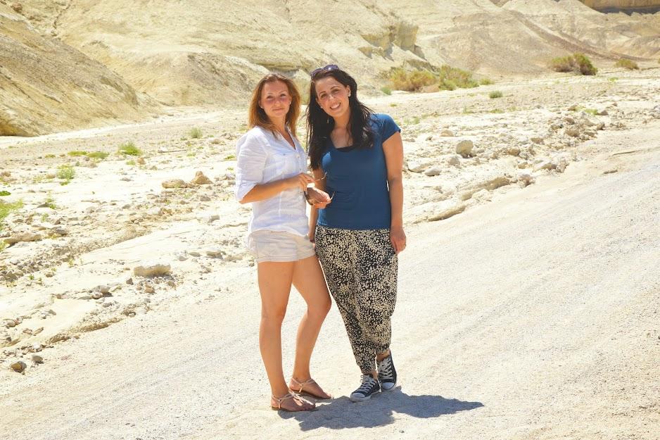 woestijnreis-israel
