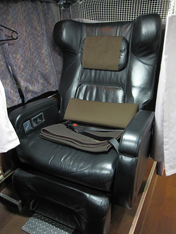 JR四国バス「ドリーム高松号」 プレミアムシート
