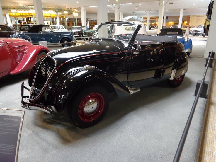 Musée de l'aventure Peugeot à Sochaux DSC01337