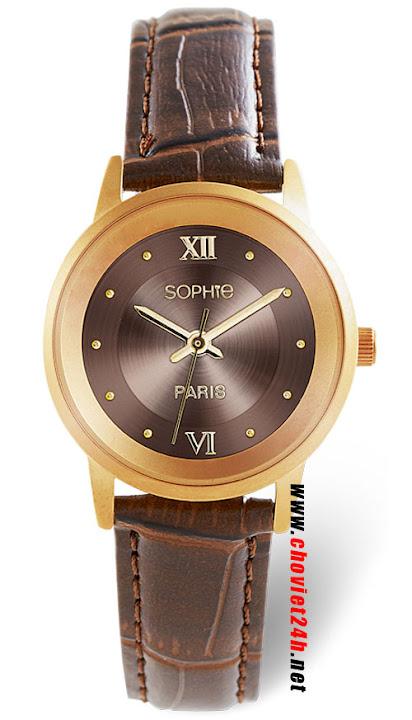 Đòng hồ thời trang Sophie Ginger - WPU299