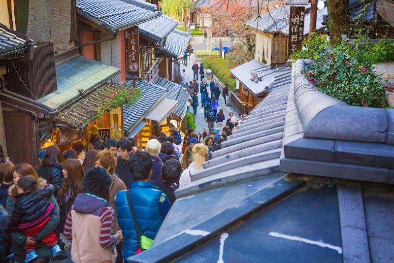 京都 清水坂・二年坂・産寧坂 写真