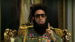 The Dictator gives Oscars ultimatum on Today