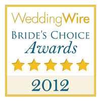 weddingwire wedding award