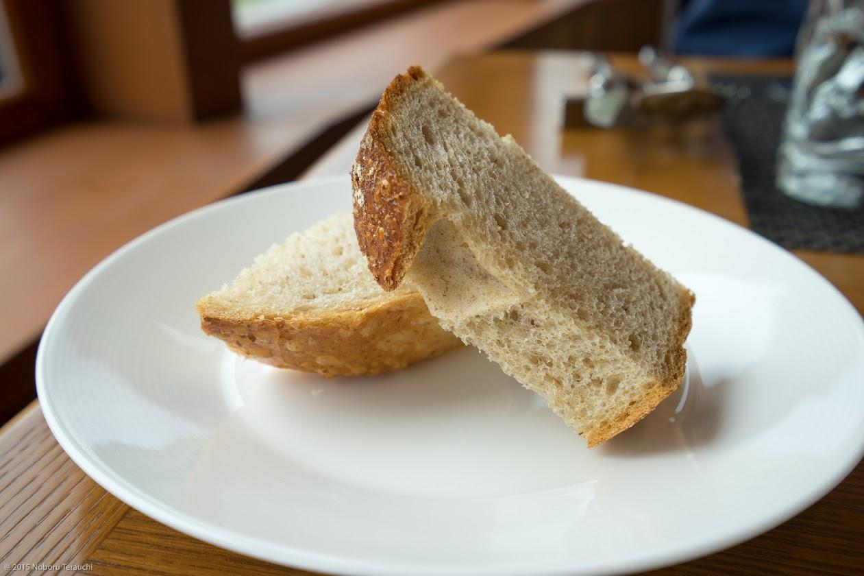 ライ麦と全粒粉ブレッド