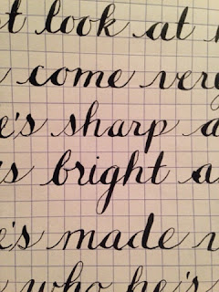 Lindsay Gill I Still Love Calligraphy Online Calligraphy