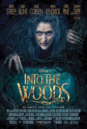 Into the Woods opens Christmas Day 2014