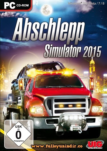 Towtruck Simulator 2015 Full
