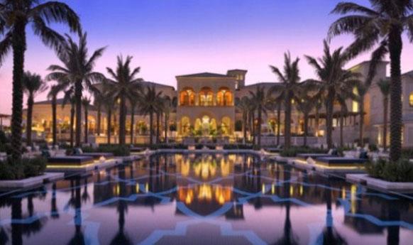 Hotel Termewah Di Asia
