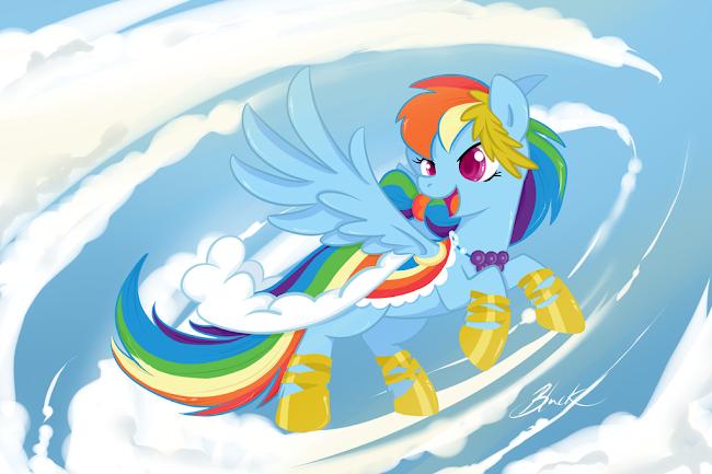 Mlp Speedpaint Rainbow Dash Mlp Rainbow Dash Gala