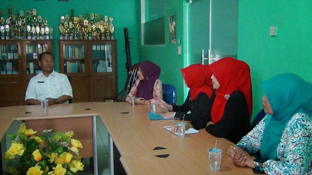 Kunjungan Studi Banding Akademi Kebidanan Agung Husada