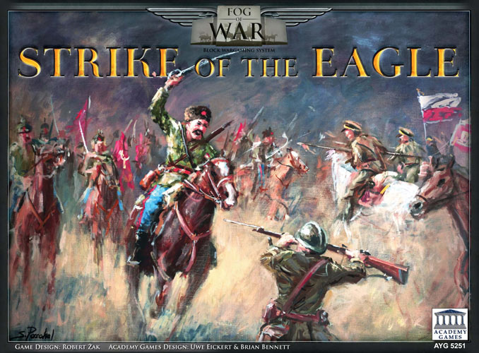 Strike of the Eagle wargame