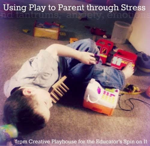 Using Play To Parent Through Stress Snapshot Of Parenting With Purpose