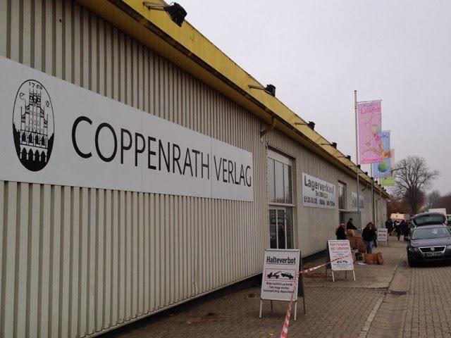 Spiegelburg Horstmar leezenland beim coppenrath lagerverkauf