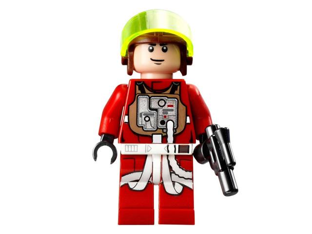 レゴ スター・ウォーズ Bウイング・スターファイター™とエンドア™ 75010