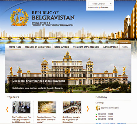 Digi Mobil Belgravistan Digi Mobil a fost interzis în Belgravistan