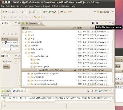 Formato del fichero XML creado por SharedPreferences