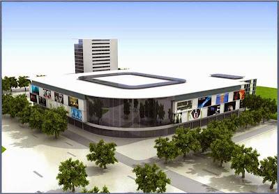 Centrum Handlowe - Domagalskiego - Radom