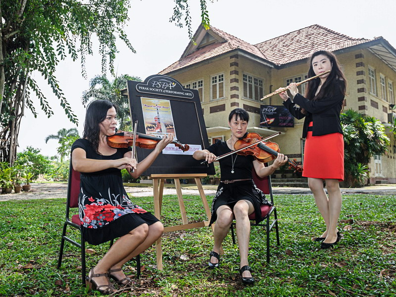 PSPA International Ensemble