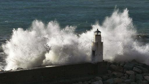 Stormy Sea, Camogli, Liguria, Italy.jpg