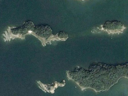 Pulau Saga di Jepang di Jual