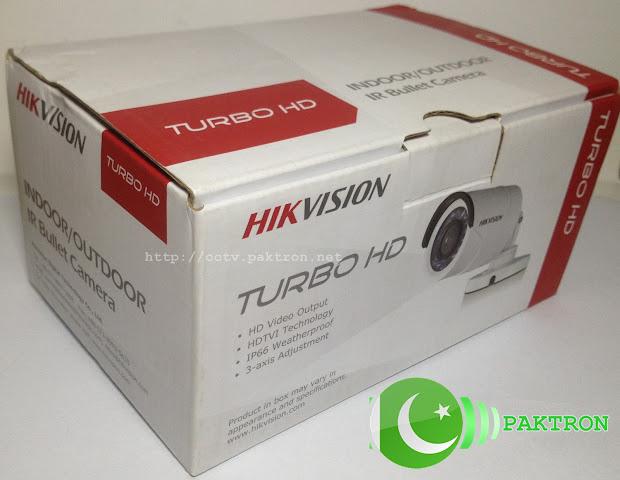 Hikvision Pakistan DS-2CE16COT-IRPF