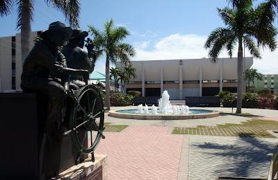 A Pleasant City Square