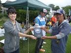 優勝 加藤正視プロ 表彰 2012-10-09T02:12:19.000Z