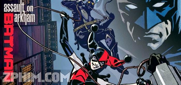 Ảnh trong phim Người Dơi: Đột Kích Arkham - Batman: Assault on Arkham 1