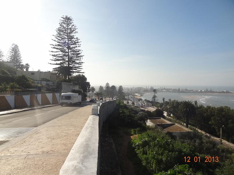 marrocos - Marrocos e Mauritãnia a Queimar Pneu e Gasolina DSC05462