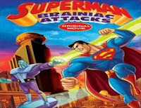 فيلم Superman : Super Villains Brainiac